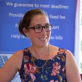 Sarah Richardson Payroll, Bookkeeping and VAT assistant.