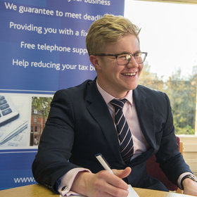 Joseph Walton - Trainee Accountant