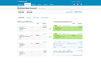 Xero-Bank-Reconciliation-UK