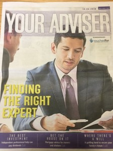 Vouched For - Your adviser