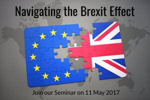 Brexit Impact your Business Seminar
