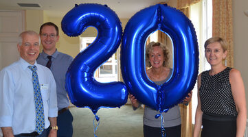 Hunter Gee Holroyd Celebrates 20 Years in Easingwold