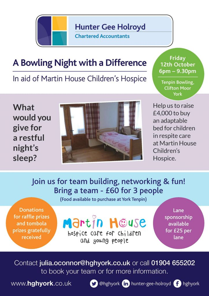 A Bowling Night with a Difference