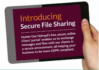 GDPR Compliance - Secure File Sharing